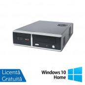 Calculator Stone Sistem 211 Desktop, Intel Core 2 Duo E7500 3.00GHz, 4GB DDR2, 160GB SATA, DVD-ROM + Windows 10 Home, Refurbished Calculatoare Refurbished