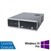 Calculator Stone Sistem 211 Desktop, Intel Core 2 Duo E7500 3.00GHz, 4GB DDR2, 160GB SATA, DVD-ROM + Windows 10 Pro, Refurbished Calculatoare Refurbished