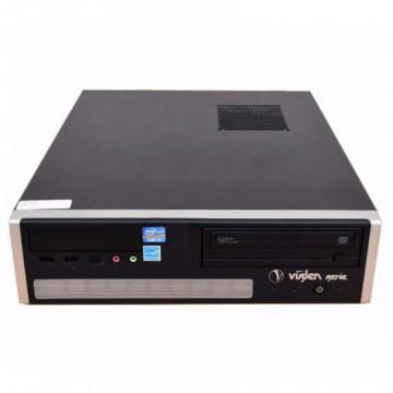 Calculator Viglen Desktop, Intel Core i5-2400 3.10GHz, 4GB DDR3, 250GB SATA, DVD-RW, Second Hand Calculatoare Second Hand
