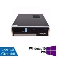 Calculator Viglen Desktop, Intel Core i5-2400 3.10GHz, 4GB DDR3, 250GB SATA, DVD-RW + Windows 10 Pro