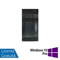 Calculator Viglen Tower, Intel Core i7-4790 3.6GHz, 4GB DDR3, 500GB SATA, DVD-RW + Windows 10 Pro