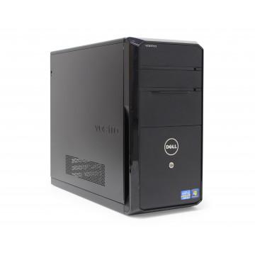 Calculator DELL Vostro 460 Tower, Intel Core i7-2600 3.40GHz, 4GB DDR3, 500GB SATA, DVD-RW, Second Hand Calculatoare Second Hand