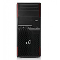 Calculator Fujitsu Celsius W410 Tower, Intel Core i7-2600, 3.40GHz, 4GB DDR3, 500GB SATA, DVD-ROM