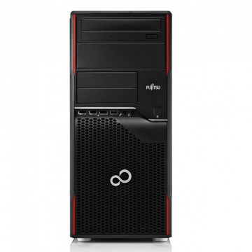Calculator Fujitsu Celsius W420, Tower, Intel Core i3-3220, 3.30Ghz, 4GB DDR3, 500GB SATA, DVD-ROM, Second Hand Calculatoare Second Hand