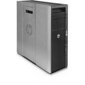 Workstation HP Z620, 2x Intel Xeon E5-2620 2.00GHz-2.50GHz HEXA Core, 16GB DDR3 ECC, 240GB SSD NOU, nVidia Quadro K2000/2GB GDDR5, Second Hand Workstation