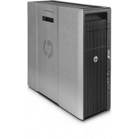 Workstation HP Z620, 2x Intel Xeon E5-2620 2.00GHz-2.50GHz HEXA Core, 32GB DDR3 ECC, 1TB HDD + 240GB SSD NOU, nVidia Quadro K2000/2GB GDDR5