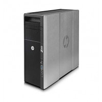 Workstation HP Z620, 2x Intel Xeon E5-2620 2.00GHz-2.50GHz HEXA Core, 32GB DDR3 ECC, 1TB HDD + 240GB SSD NOU, nVidia Quadro K2200/4GB GDDR5