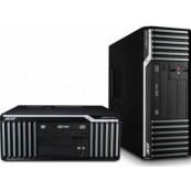 Acer Veriton S670G, Desktop, Intel Pentium Dual Core E5500 2.80GHz, 4GB DDR3, 160GB, DVD-RW Calculatoare Second Hand