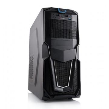 Sistem PC Gaming Hurricane V2,Intel Core i5-2400 3.10 GHz, 16GB DDR3, 240GB SSD, MSI GeForce GT 1030 2G OC 2GB, DVD-RW Calculatoare Noi