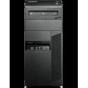 Calculator Lenovo Thinkcentre M83 Tower, Intel Core i5-4570 3.20GHz, 4GB DDR3, 250GB SATA, DVD-RW, Second Hand Calculatoare Second Hand