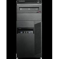 Calculator Lenovo Thinkcentre M83 Tower, Intel Core i5-4570 3.20GHz, 4GB DDR3, 250GB SATA, DVD-RW