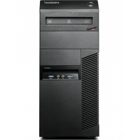 Calculator Lenovo Thinkcentre M83 Tower, Intel Core i7-4770 3.40GHz, 8GB DDR3, 240GB SSD, DVD-RW + Windows 10 Pro, Refurbished
