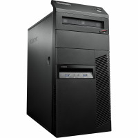 Calculator LENOVO Thinkcentre M93p Tower, Intel Core i5-4570 3.40 GHz, 4GB DDR3, 250GB SATA, DVD-RW
