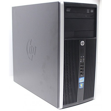 Calculator SH HP 6200 Pro Mt Tower, Intel Core i7-2600 3.40GHz, 4GB DDR3, 250GB SATA, DVD-ROM Calculatoare Second Hand