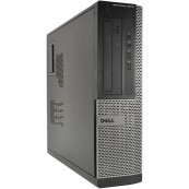 Calculator Barebone Dell 3010 Desktop, Placa de baza + Carcasa + Cooler + Sursa, Second Hand Barebone
