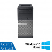 Calculator Dell OptiPlex 3010 Tower, Intel Core i7-3770 3.40GHz, 8GB DDR3, 500GB SATA, DVD-RW + Windows 10 Home, Refurbished Calculatoare Refurbished