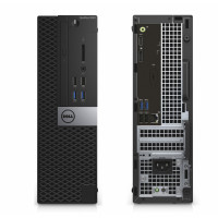 Calculator DELL Optiplex 3050 SFF, Intel Core i3-7100 3.90GHz, 8GB DDR4, 500GB SATA, DVD-RW