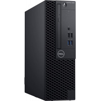 Calculator DELL OptiPlex 3060 SFF, Intel Gen 8 Hexa Core i5-8500 3.00GHz, 8GB DDR4, 240GB SSD, DVD-RW