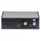 Calculator Dell Optiplex 380 SFF, Intel Core 2 Duo E7400 2.80GHz, 2GB DDR2, 160GB SATA, Second Hand Calculatoare Second Hand