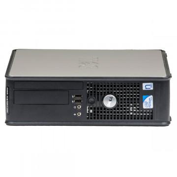 Calculator Dell Optiplex 380 SFF, Intel Core 2 Duo E7500 2.93GHz, 2GB DDR2, 160GB SATA, Second Hand Calculatoare Second Hand