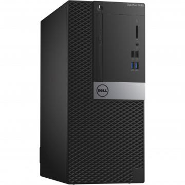 Calculator DELL Optiplex 5040 Tower, Intel Core i5-6500 3.20GHz, 8GB DDR3, 500GB SATA, Second Hand Calculatoare Second Hand