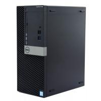 Calculator DELL OptiPlex 7040 Tower, Intel Core i5-6500 3.20GHz, 16GB DDR4, 500GB SATA + Windows 10 Home