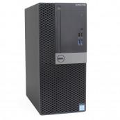 Calculator DELL OptiPlex 7040 Tower, Intel Core i5-6500 3.20GHz, 8GB DDR4, 500GB SATA, DVD-RW, Second Hand Intel Core  i5