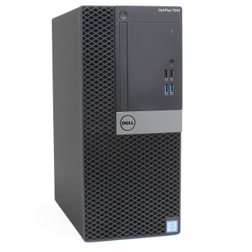 Calculator DELL OptiPlex 7040 Tower, Intel Core i5-6500 3.20GHz, 8GB DDR4, 500GB SATA, DVD-RW, Second Hand Intel Core  i5