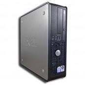 Calculator Dell Optiplex 760 SFF, Intel Core 2 Duo E7400 2.80GHz, 4GB DDR2, 80GB SATA, DVD-ROM, Second Hand Calculatoare Second Hand