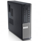 Calculator DELL GX790 Desktop, Intel Core i3-2100 3.10 GHz, 4GB DDR3, 500GB SATA, DVD-ROM, Second Hand Calculatoare Second Hand