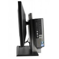 All In One DELL OptiPlex 790 19 Inch, Intel Core i3-2120 3.30GHz, 4GB DDR3, 250GB SATA, DVD-ROM