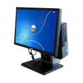 All In One DELL OptiPlex 790 19 Inch, Intel Core i3-2120 3.30GHz, 4GB DDR3, 250GB SATA, DVD-ROM, Second Hand All In One