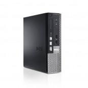 Dell OptiPlex 790 USFF, Intel Core i5-2400s 2.50GHz, 4GB DDR3, 500GB SATA, DVD-RW, Second Hand Calculatoare Second Hand