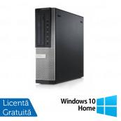 Calculator DELL Optiplex 9010 Desktop, Intel Core i5-3570 3.40GHz, 4GB DDR3, 500GB SATA, DVD-ROM + Windows 10 Home, Refurbished Calculatoare Refurbished