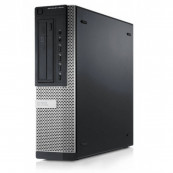 Calculator Barebone Dell 9010 Desktop, Placa de baza + Carcasa + Cooler + Sursa, Second Hand Barebone