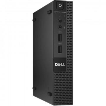 Calculator Dell OptiPlex 9020 Micro PC, Intel Core i3-4160T 3.10GHz, 4GB DDR3, 500GB SATA, Second Hand Calculatoare Second Hand