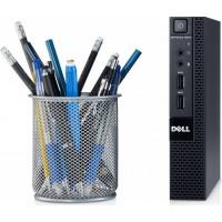 Calculator Dell OptiPlex 9020 Micro PC, Intel Core i3-4160T 3.10GHz, 4GB DDR3, 500GB SATA + Windows 10 Home