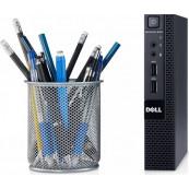 Calculator Dell OptiPlex 9020 Micro PC, Intel Core i3-4160T 3.10GHz, 4GB DDR3, 500GB SATA + Windows 10 Pro, Refurbished Calculatoare Refurbished