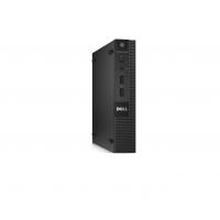 Calculator DELL Mini PC 9020, Intel i3-4160T 3.10GHz, 4GB DDR3, 120GB SSD