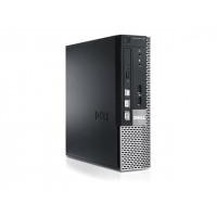 Calculator Dell 990 USFF, Intel Core i5-2400s 2.50GHz, 4GB DDR3, 250GB SATA