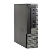Calculator Dell 990 USFF, Intel Core i5-2400s 2.50GHz, 4GB DDR3, 250GB SATA, DVD-RW, Second Hand Calculatoare Second Hand