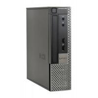 Calculator Dell 990 USFF, Intel Core i5-2400s 2.50GHz, 4GB DDR3, 250GB SATA, DVD-RW