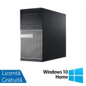 Calculator Dell OptiPlex 980 Tower, Intel Core i5-650 3.20GHz, 4GB DDR3, 320GB SATA, DVD-ROM + Windows 10 Home, Refurbished Calculatoare Refurbished