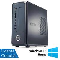 Calculator DELL Vostro 270s Desktop, Intel Core i3-3210 3.20GHz, 4GB DDR3, 500GB SATA, DVD-RW + Windows 10 Home