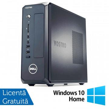Calculator DELL Vostro 270s Desktop, Intel Core i3-3210 3.20GHz, 4GB DDR3, 500GB SATA, DVD-RW + Windows 10 Home, Refurbished Calculatoare Refurbished