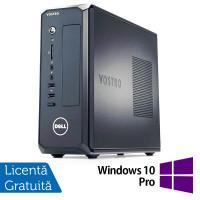 Calculator DELL Vostro 270s Desktop, Intel Core i3-3210 3.20GHz, 4GB DDR3, 500GB SATA, DVD-RW + Windows 10 Pro
