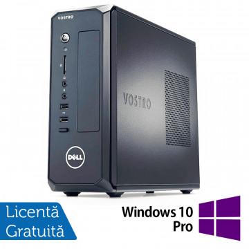 Calculator DELL Vostro 270s Desktop, Intel Core i3-3210 3.20GHz, 4GB DDR3, 500GB SATA, DVD-RW + Windows 10 Pro, Refurbished Calculatoare Refurbished