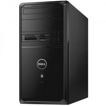 Calculator Dell D12M Tower, Intel Core i3-2120 3.30GHz, 4GB DDR3, 500GB SATA, DVD-RW, Second Hand Calculatoare Second Hand