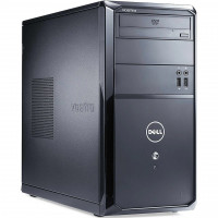 Calculator DELL Vostro 260 Tower, Intel Core i5-2400 3.10GHz, 4GB DDR3, 500GB SATA, DVD-RW