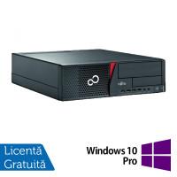 Calculator Fujitsu Siemens E700 Desktop, Intel Pentium G620 2.60GHz, 4GB DDR3, 250GB SATA, DVD-RW + Windows 10 Pro
